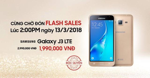 Hàng điện tử Samsung đổi trả 30 ngày trên Lazada - Ảnh 1.
