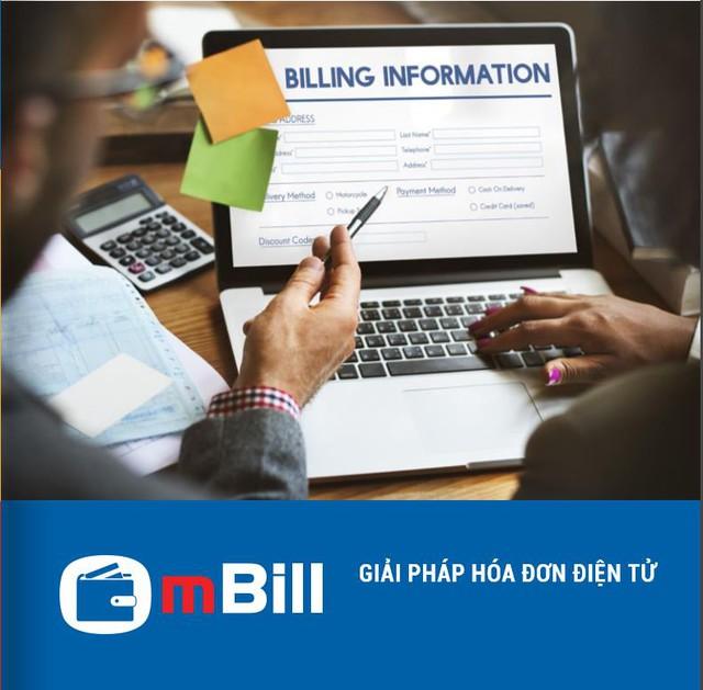 mBill - hóa đơn điện tử siêu tiện lợi cho doanh nghiệp vừa và nhỏ - Ảnh 1.