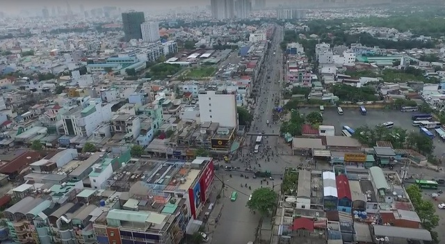 Đất nền Nam Sài Gòn hút nhà đầu tư nhờ quy hoạch TP.HCM mở rộng - Ảnh 2.