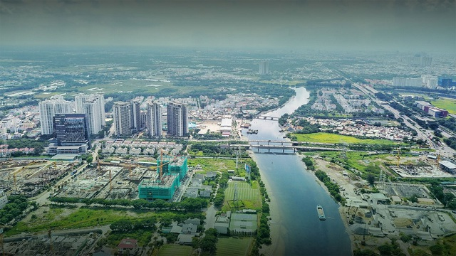 Đất nền Nam Sài Gòn hút nhà đầu tư nhờ quy hoạch TP.HCM mở rộng - Ảnh 3.