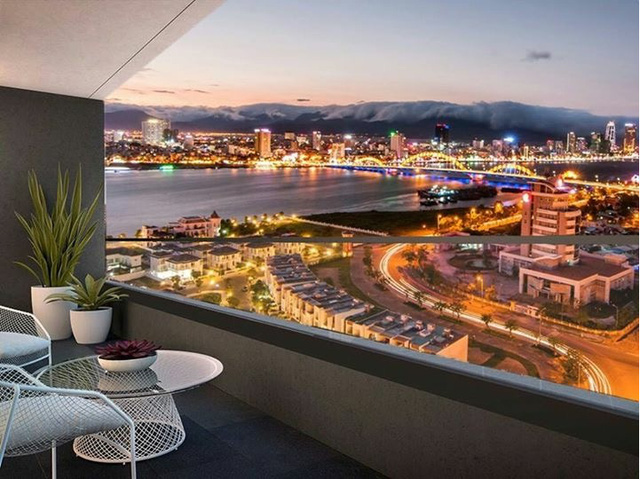 Căn hộ nghỉ dưỡng Monarchy công bố tòa B3 view sông Hàn đẹp nhất dự án - Ảnh 2.