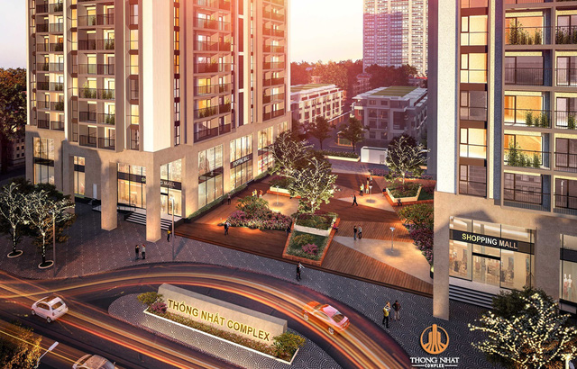 EZ Property phân phối dự án Thống Nhất Complex – 82 Nguyễn Tuân - Ảnh 1.
