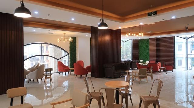 Mở đầu chuỗi dịch vụ của Sunshine Group, S'cafe Palace lộng lẫy ngày khai trương - Ảnh 3.
