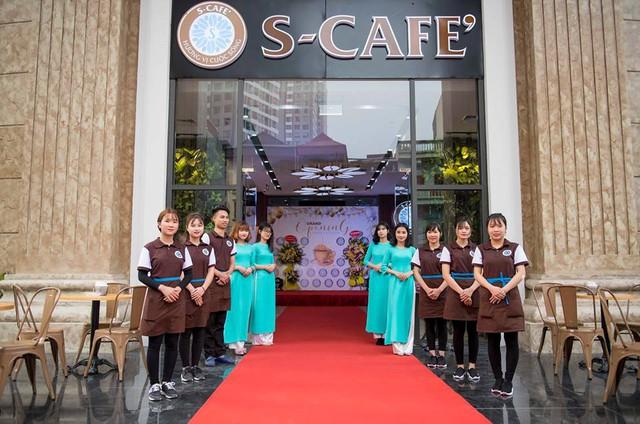 Mở đầu chuỗi dịch vụ của Sunshine Group, S'cafe Palace lộng lẫy ngày khai trương - Ảnh 5.