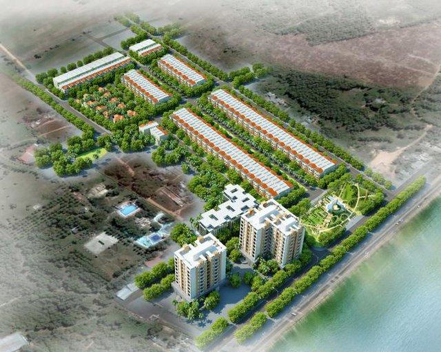 Đầu năm 2018: bất động sản những tỉnh phía Bắc ven Hà Nội phát triển thành sôi động - Ảnh 2.