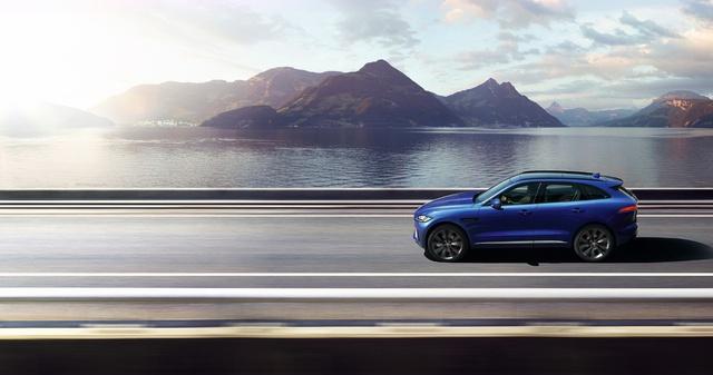 Trải nghiệm nghệ thuật của hiệu suất cùng Jaguar Driving Experience - Ảnh 1.