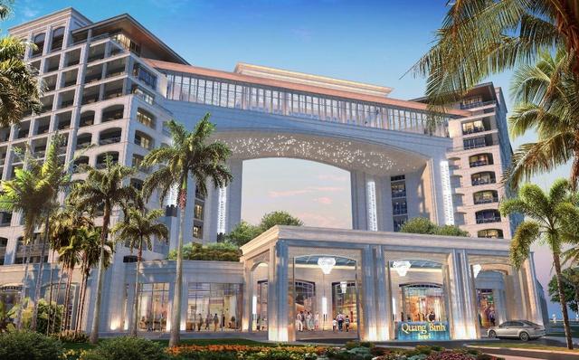 Dự án FLC Quang Binh Beach and Golf Resort trình làng Hà Nội - Ảnh 1.