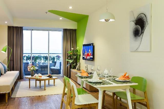 Xuất hiện căn hộ cao tầng khách sạn thông minh ở Nha Trang khiến du khách mê mẩn - Ảnh 2.