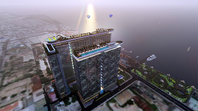 Xuất hiện mô hình Resort độc đáo hoàn toàn mới tại Việt Nam - Ảnh 3.