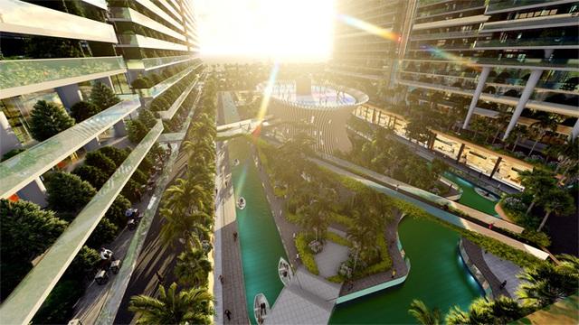 Xuất hiện mô hình Resort độc đáo hoàn toàn mới ở Việt Nam - Ảnh 4.