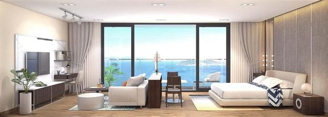 Nha Trang: Xuất hiện dòng căn hộ cao tầng nghỉ dưỡng được cấp sổ đỏ và có lâu dài mang tên Hometel - Ảnh 2.
