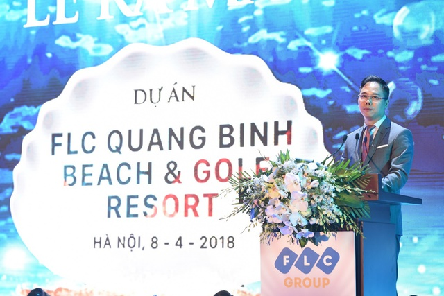 """FLC Quang Binh Beach and Golf Resort """"khuấy động"""" khách hàng Hà Thành - Ảnh 2."""