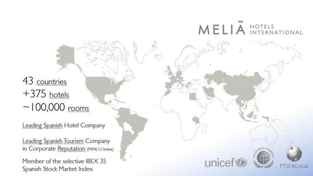 Melia Hotels International chính thức bắt tay xây dựng hệ thống vận hành tại Melia Hồ Tràm at the Hamptons