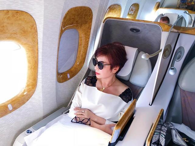 Cuộc đời tựa cánh chim bay của nữ doanh nhân Hà Thành - Ảnh 4.