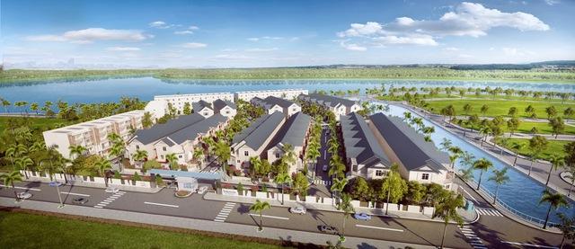 Dự án SIMCity Premier Homes và Valencia Riverside là tâm điểm Khu Đông - Ảnh 1.
