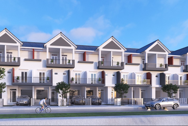 Dự án SIMCity Premier Homes và Valencia Riverside là tâm điểm Khu Đông - Ảnh 2.