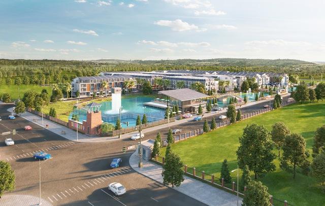 Dự án SIMCity Premier Homes và Valencia Riverside là tâm điểm Khu Đông - Ảnh 4.