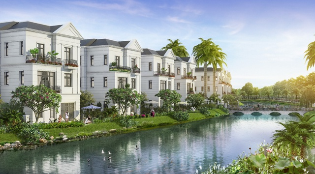 Trở thành chủ sở hửu căn villa sang trọng cuối cùng ở Vinhomes Riverside – The Harmony - Ảnh 2.