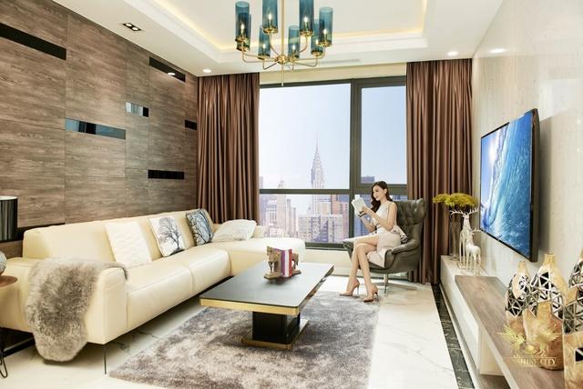 Cơ hội cho nhà đầu tư nhỏ vào căn hộ chung cư cao cấp - Ảnh 2.
