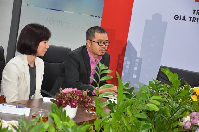 Capital House hợp tác có PwC Việt Nam triển khai giá trị cốt lõi - Ảnh 2.