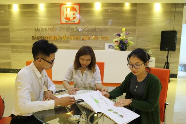 Hải Phát Land bứt phá lọt Top 3 sàn giao dịch BĐS xuất sắc nhất Việt Nam - Ảnh 1.