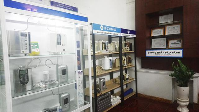 Thế Giới Điện Giải được Panasonic chọn làm đại diện bảo hành máy nước ion kiềm - Ảnh 2.