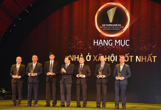 Nhà phát triển BĐS xanh Capital House đạt cú đúp Giải thưởng Quốc gia Bất động sản Việt Nam 2018 - Ảnh 2.