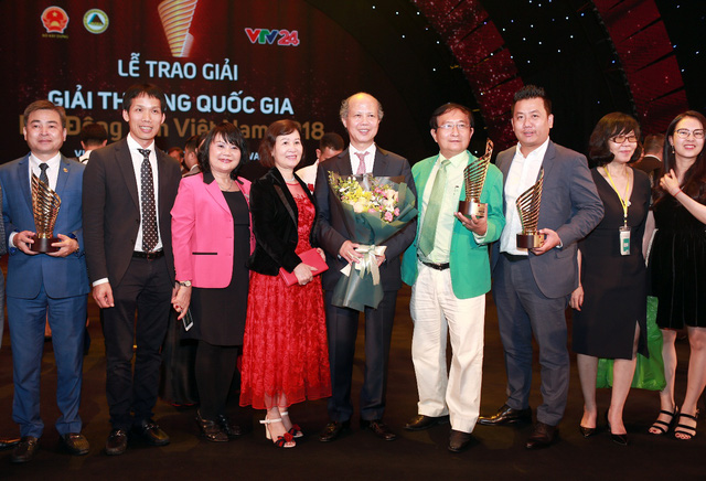 DKRA Việt Nam hoàn hảo đạt giải thưởng Quốc gia BDS Việt Nam năm 2018 - Ảnh 2.