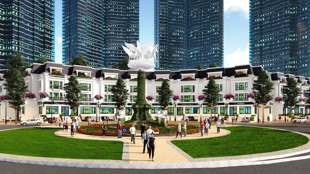 Shopshouse Sunshine City, thời cơ mới cho nhà đầu tư - Ảnh 1.