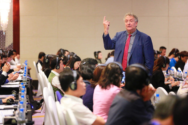 """Hơn 600 lãnh đạo cao cấp tham dự Hội thảo """"8 đột phá nhân sự để kinh doanh thành công"""" - Ảnh 2."""