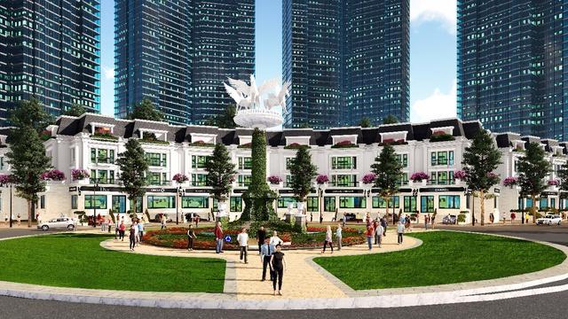 Xây nhà phố thương mại – lựa chọn khôn ngoan của Sunshine Group - Ảnh 1.