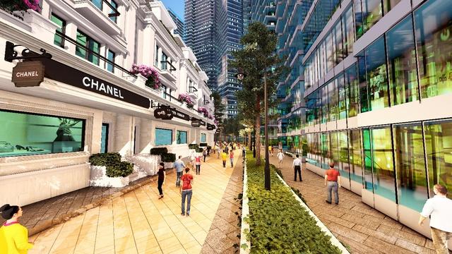Xây nhà phố thương mại – lựa chọn khôn ngoan của Sunshine Group - Ảnh 2.