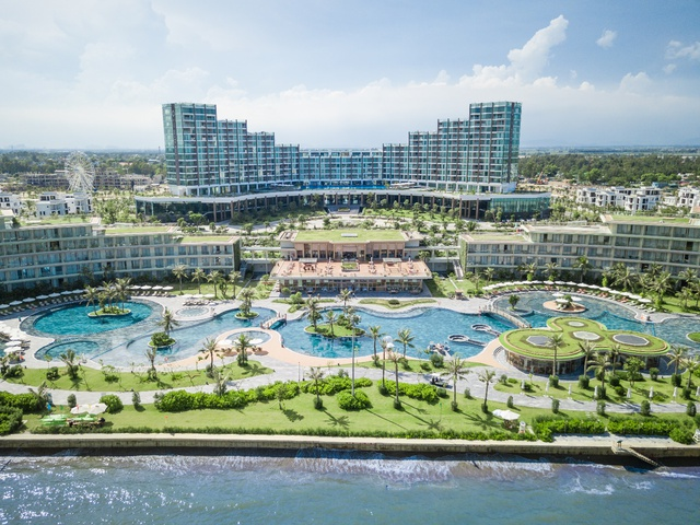 FLC Lux City: Ưu đãi lớn nhân kỷ niệm Sầm Sơn lên cấp đô thị - Ảnh 1.