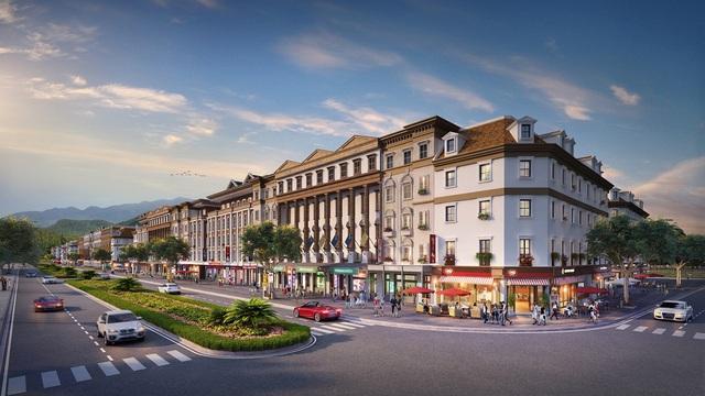 Shophouse Sun Plaza Grand World tạo điểm nhấn cho Bất động sản Hạ Long - Ảnh 1.