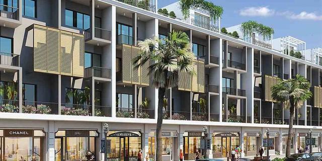 """nhà phố được đà tăng giá – Thời điểm """"vàng"""" cho giới đầu tư - Ảnh 2."""