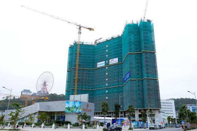 Đúng tiến độ và chất lượng là ưu tiên hàng đầu cho dự án căn hộ hạng A tại Hạ Long - Ảnh 1.
