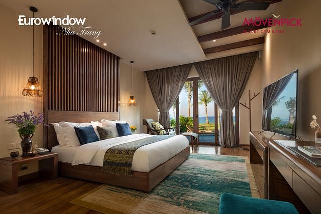 Mövenpick Resort Cam Ranh - Tiên phong cho xu hướng Bất động sản nghỉ dưỡng  mới - Ảnh 2.