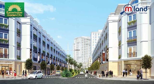 Lễ bốc thăm quyền mua 65 căn Nhà phố Thương mại Eurowindow Garden City - Ảnh 1.