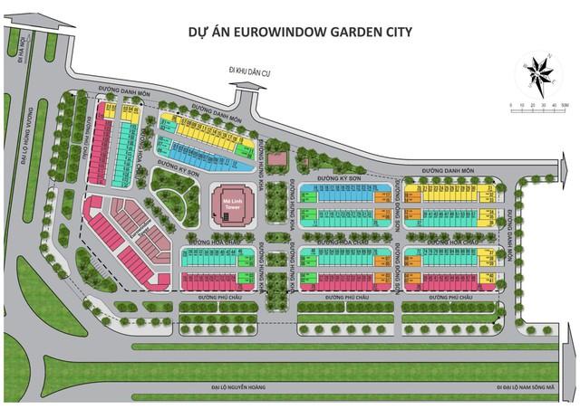 Lễ bốc thăm quyền mua 65 căn Nhà phố Thương mại Eurowindow Garden City - Ảnh 2.