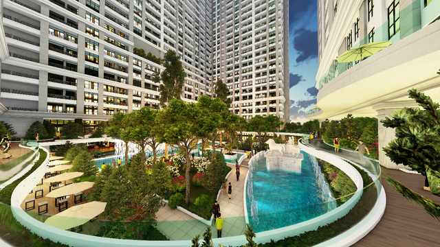 """""""Dự án xanh"""" Sunshine Garden tạo sức hút trên thị trường bất động sản - Ảnh 2."""