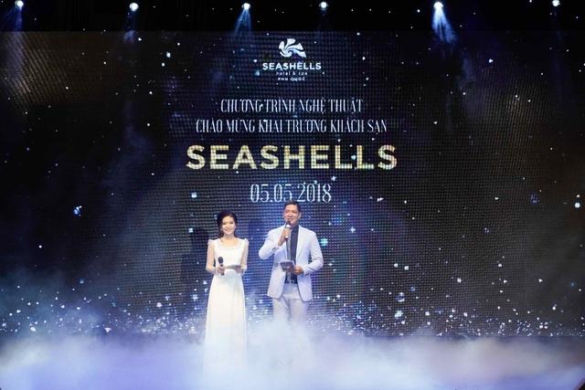 Khai trương khách sạn hình con tàu Seashells Phú Quốc Hotel and Spa - Ảnh 1.