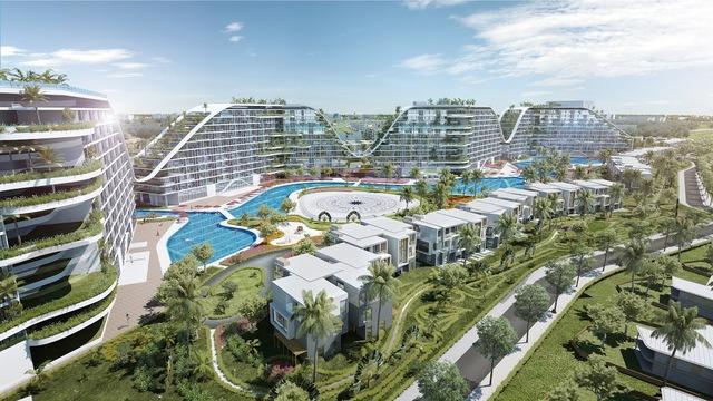 Ưu đãi lớn cho đợt mở bán mới BST hướng biển The Coastal Hill - FLC Grand Hotel Quy Nhơn - Ảnh 2.