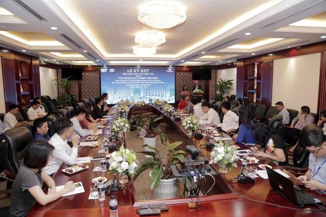 Ký hợp tác cộng Tập đoàn FLC, Best Western được kỳ vọng sẽ là thương hiệu quản lý và làm việc khách sạn FLC Quảng Bình - Ảnh 2.