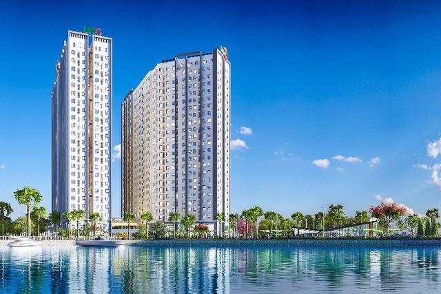 Bất động sản Nam Sài Gòn khởi sắc sau đề án quy hoạch thành thị vệ tinh - Ảnh 1.