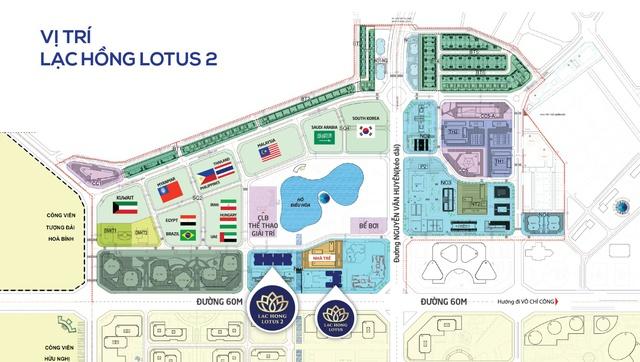 Lạc Hồng Lotus 2 bùng nổ quà tặng nhân dịp cất nóc - Ảnh 1.