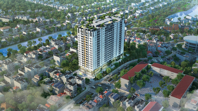 Tòa nhà thông minh – Cuộc chơi mới của BDS Việt trong nhữngh mạng 4.0 - Ảnh 1.