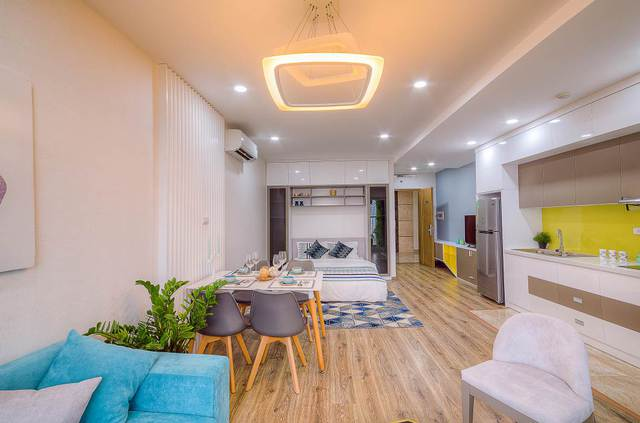 Sở hữu căn hộ đa năng, gia tăng lợi nhuận đầu tư - Ảnh 1.