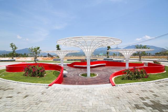Nhìn lại 1 năm khu đô thị xanh – thông minh Lakeside Palace - Ảnh 7.