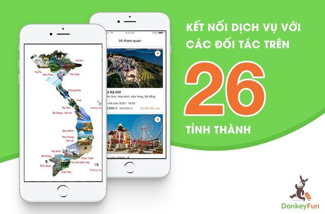 Startup Việt ra mắt ứng dụng tiện ích du lịch tất cả trong một - Ảnh 1.