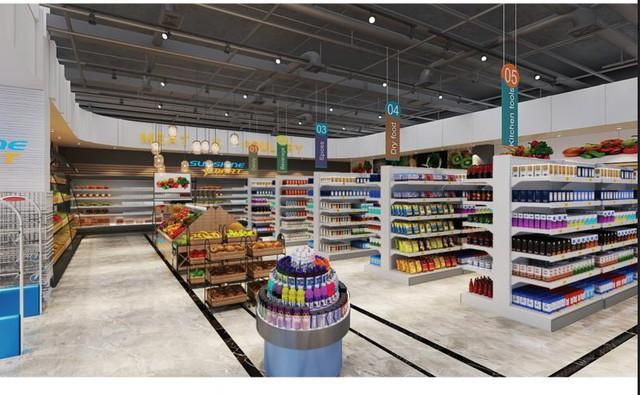 Khai trương siêu thị đầu tiên, Sunshine Group chính thức bước vào thị trường bán lẻ - Ảnh 2.